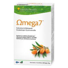 Omega7 -Tyrniöljykapseli  90 kaps